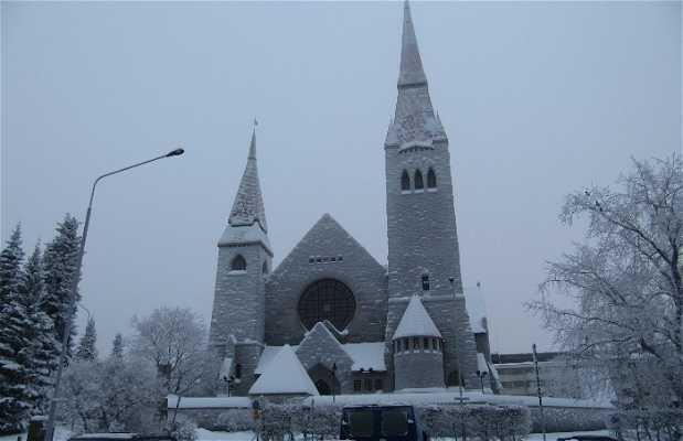 Catedral de Tampere (Tampereen tuomiokirkko)