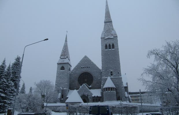 Tampere Cathedral (Tampereen Suurkirkko)