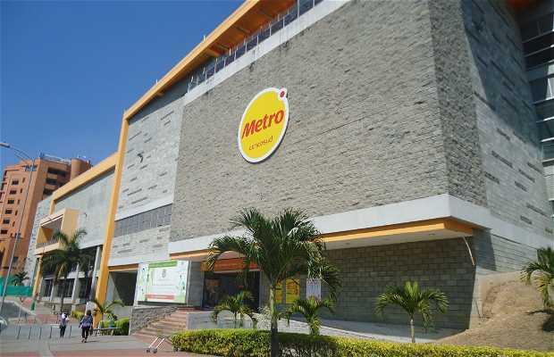 Centro Comercial Metro Cencosud