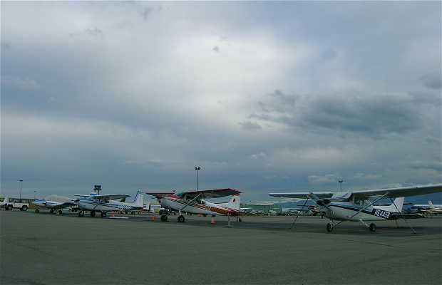 Merrill Field Airport