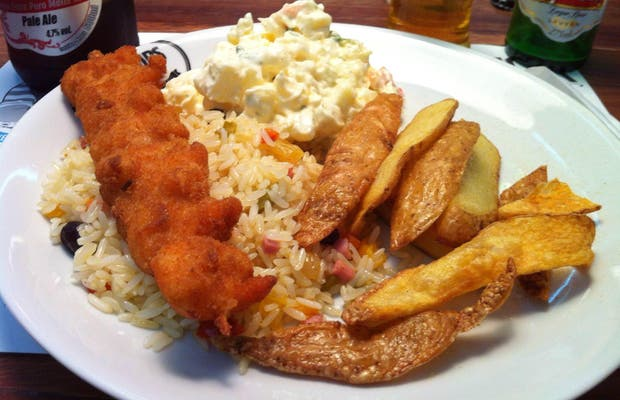 Victor Fish n'chips