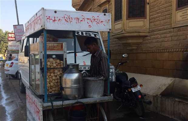 Por las calles de Jaisalmer