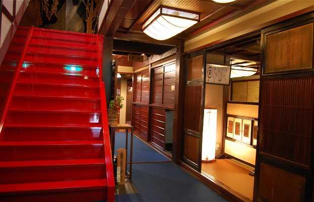 Casa de Té en Higashiyama