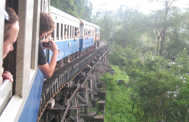 Ferrocarril de Birmania
