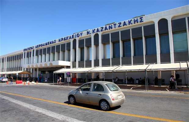 Aeropuerto Nikos Kazantzakis