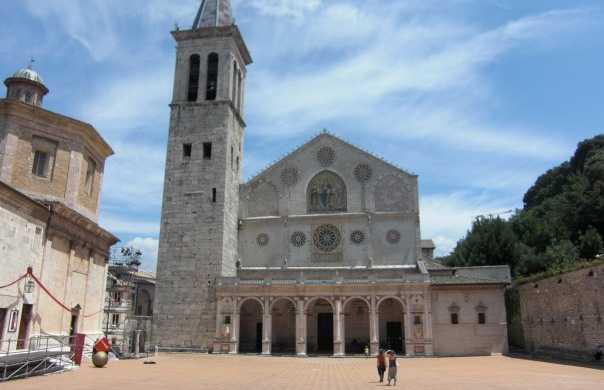 Catedral de Spoleto