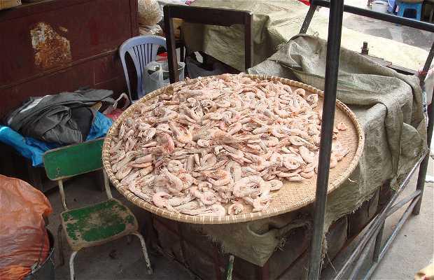 Mercatini di strada di Hanoi