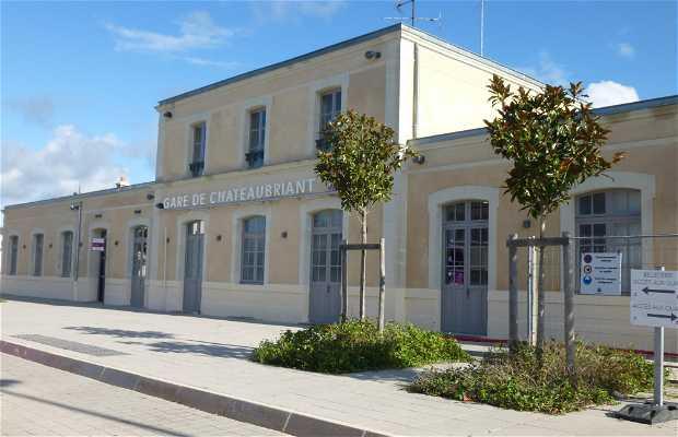 Gare De Châteaubriant