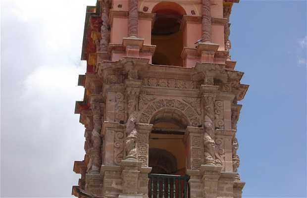 Vieux centre de Potosí