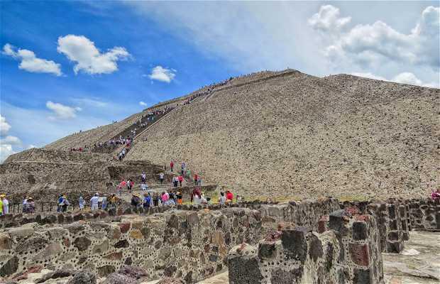 Piramidi di Teotihuacan