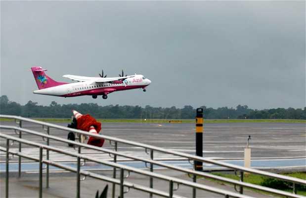 Aeroporto Internacional de Foz do Iguaçu - Cataratas