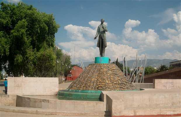Fuente Manuel Acuña
