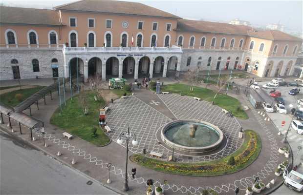 Gare centrale Pise