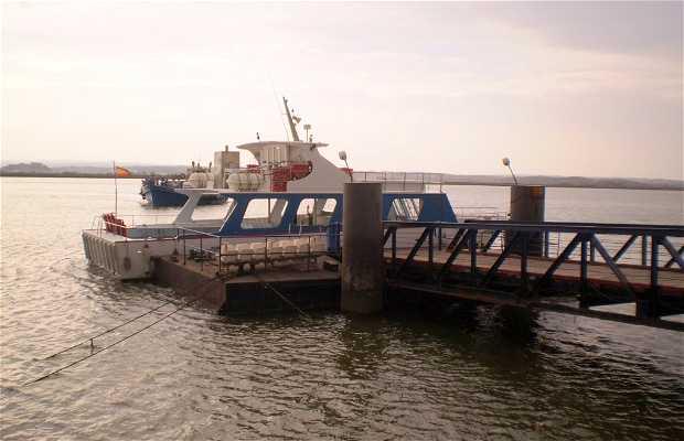 Crucero Fluvial hasta Sanlúcar de Guadiana