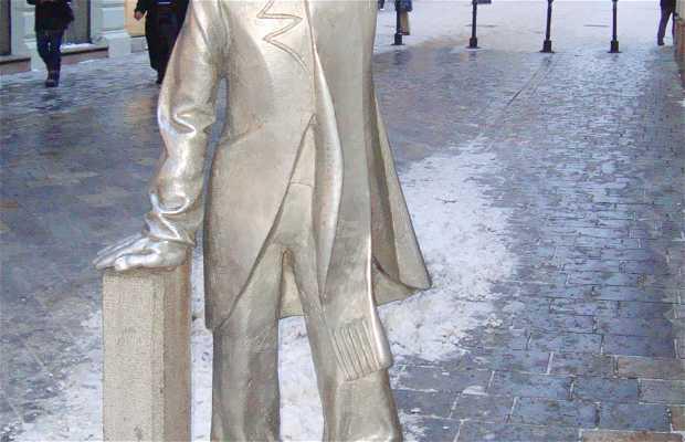 La escultura del bello Ignaz