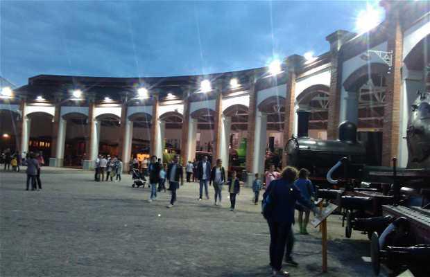 Museo Del Ferrocarril De Cataluna En Vilanova I La Geltru 2