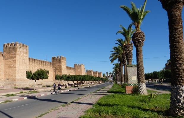 Avenue Moulay Rachid