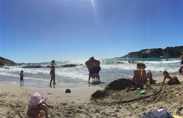 Playa de Portissol