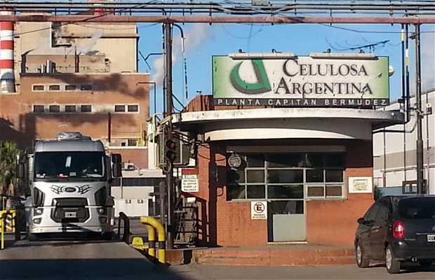 Fábrica Celulosa Argentina