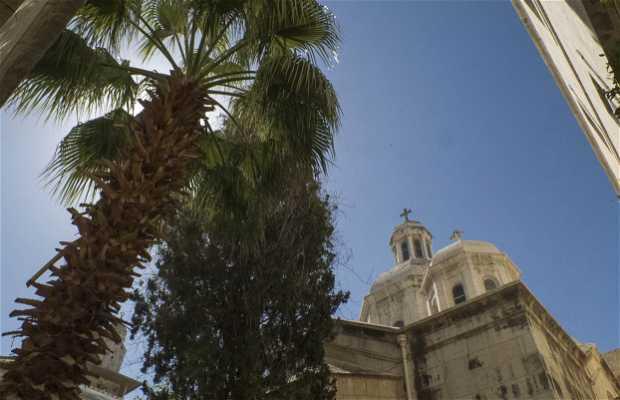 Iglesia de la condena y la imposición de la Cruz
