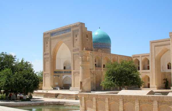 Necropolis de Tchor Bakhr