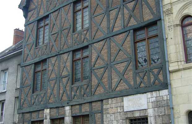 Casa de Juana de Arco