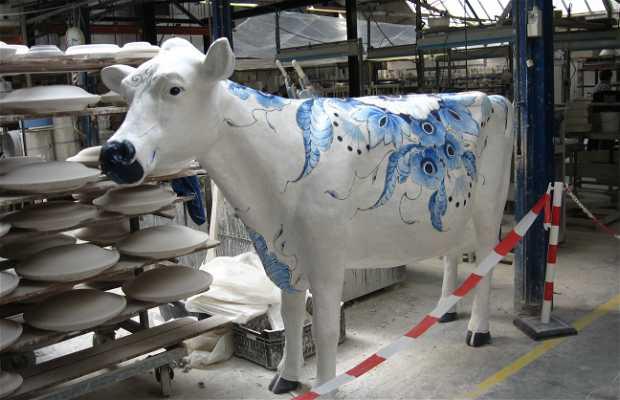 Museo de ceramica real De Porceleyne Fles