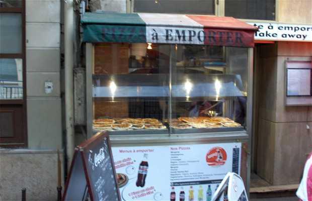 Pizza Peppa Bella