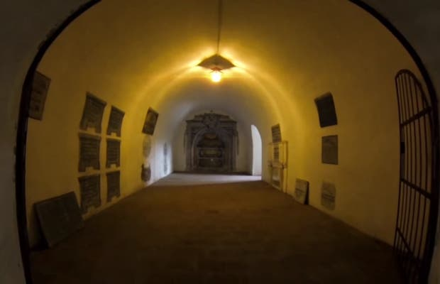 Las Bóvedas de la Catedral