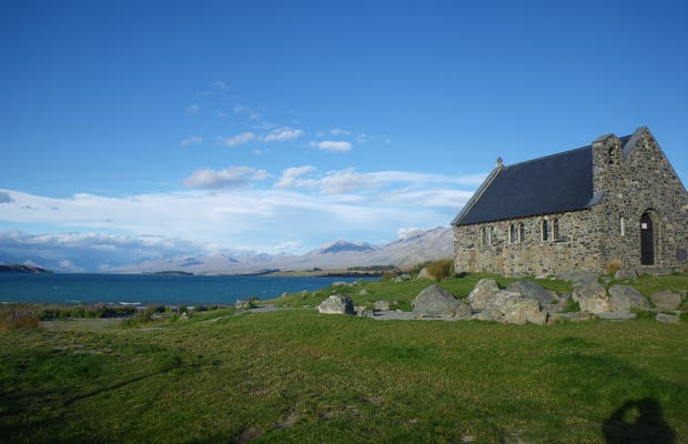 Iglesia del Good Shepherd