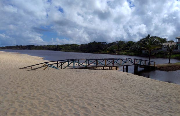 Trilha da Praia de Guaratiba