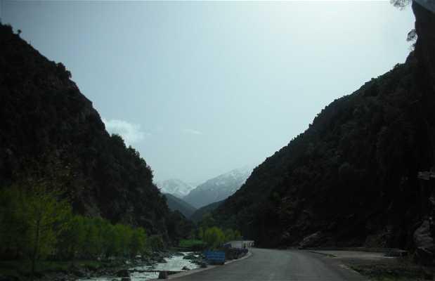 Vallée d'Ourika