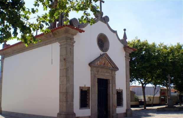 Capela e Cruzeiro de São João - Capilla y crucero de San Juan