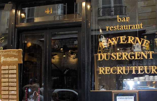 La Taverne du Sergent Recruteur