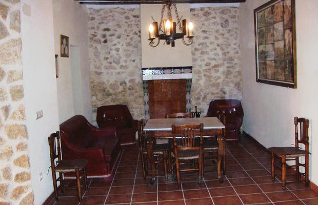 Rural castell allotjament