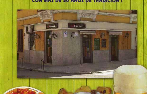 El Túnel (Bar de Tapas en Madrid)
