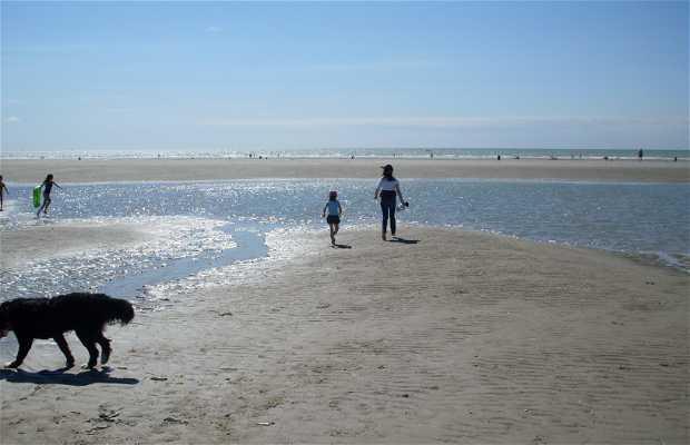 La Playa de Merlimont