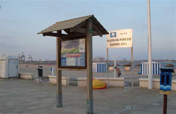 Spiaggia di Pinedo