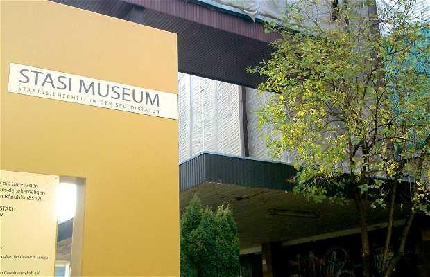 Museo de la Stasi