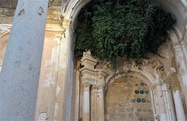 Ruines de Saint Ignace