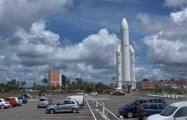 Kourou Space Centre (Centre Spatial Guyanais)