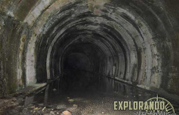 La Engaña tunnel