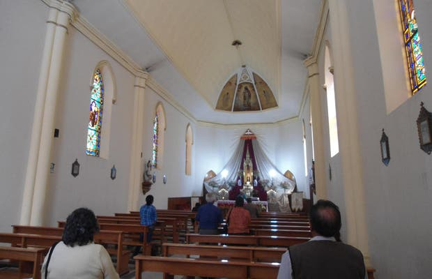 Iglesia del Santuario de la adoracion