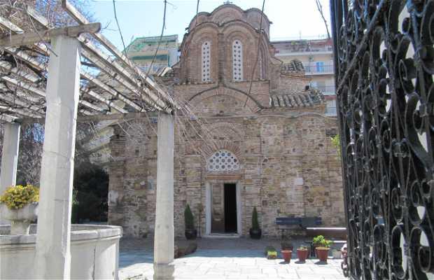 Iglesia de San Pantaleimon