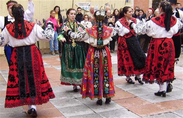 Música y folclore en Salamanca