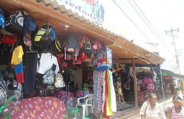 El Mercado Viejo