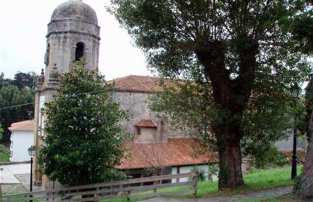 Iglesia parroquial de Santa María de Sábada