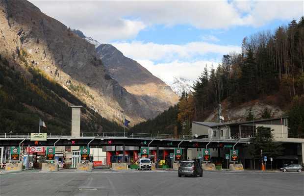 Fréjus tunnel