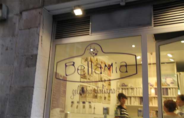 Heladería Bellamía
