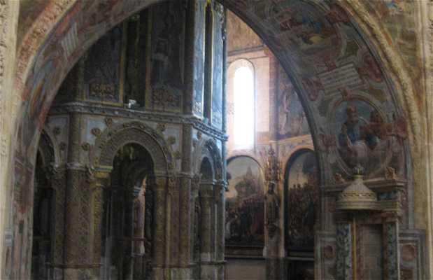 La Charola del Convento de Cristo